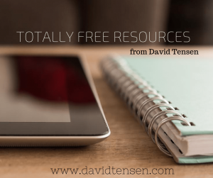 TOTALLY FREE from David Tensen